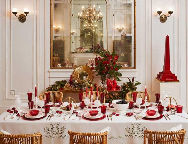Une décoration de Noël chic pour votre maison